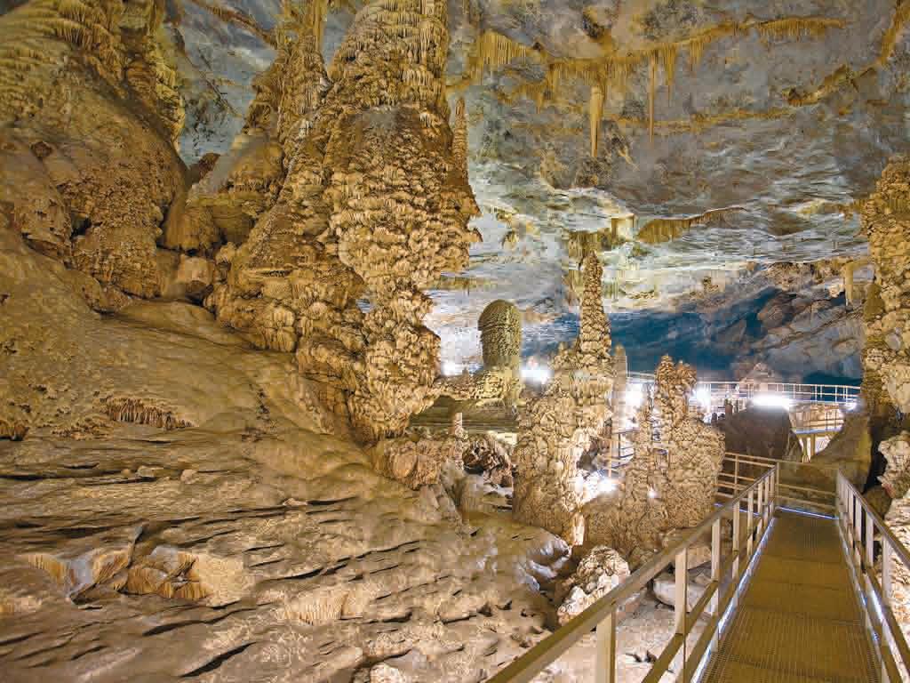 grutas de Bustamante